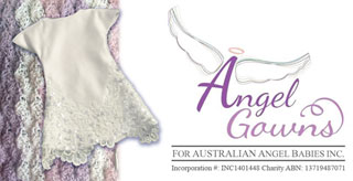 Angel Gowns