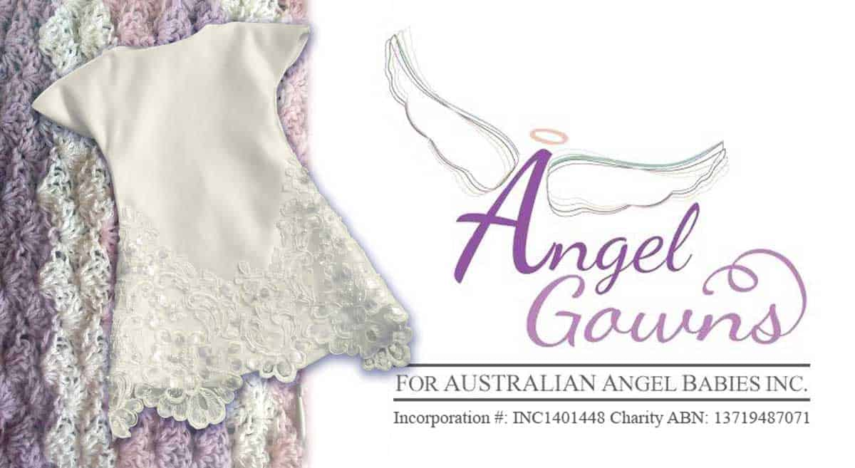 Angel Gowns - For Australian Angel Babies
