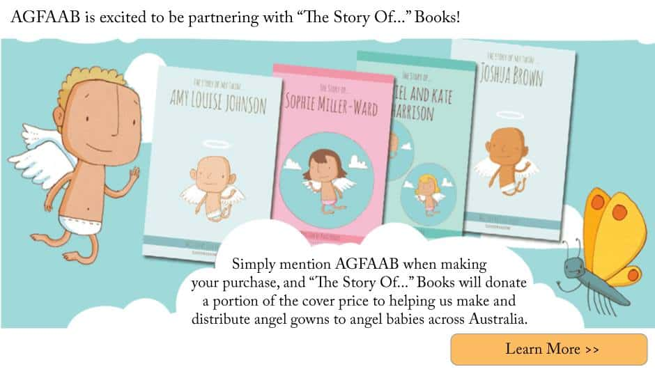 Learn more about our partnership with The Story Of... Books