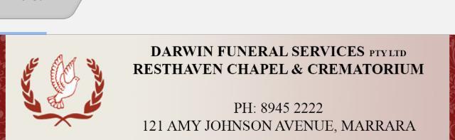 darwin-funerals