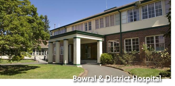 Bowral Hospital