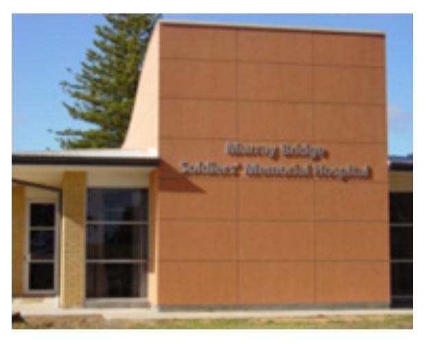 Murray Bridge Soldiers Memorial Hospital