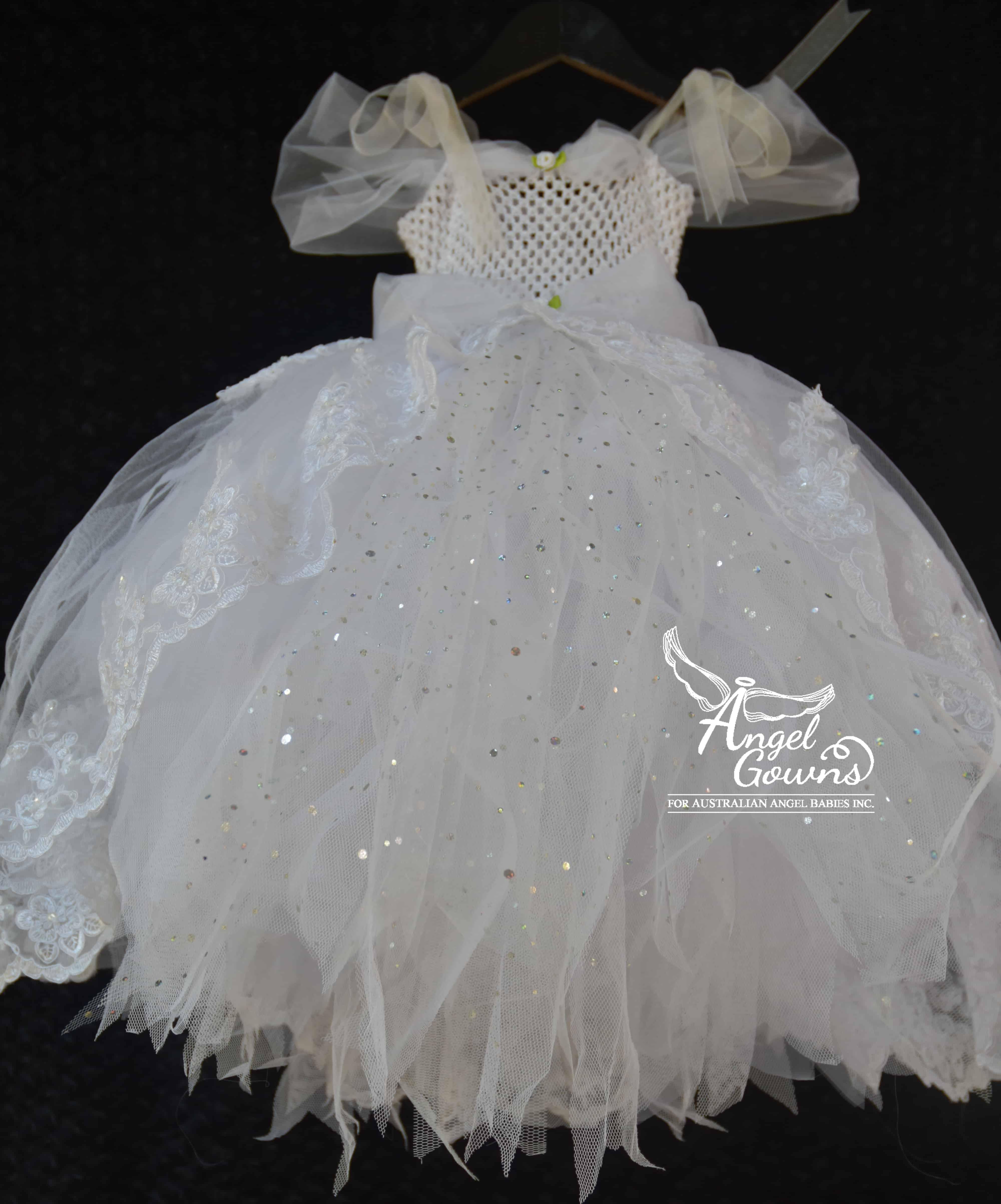 Donation Angels Wedding Dress